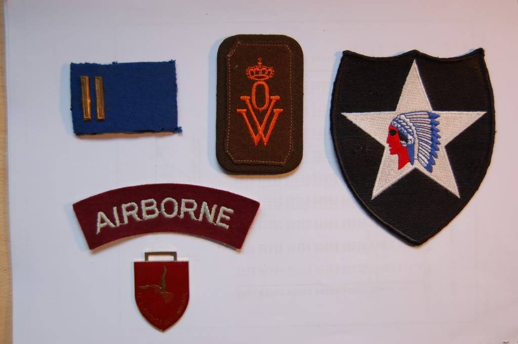 WW2 stuff and patches DSC_7673