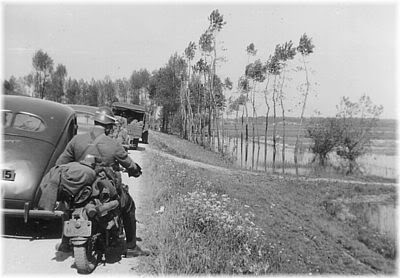 Operation Fall Gelb, Attack on Holland 10th may 1940 Dutchcollonepolder