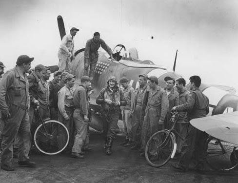 Actual WWII aircraft pictures - ALLIES Frenshace