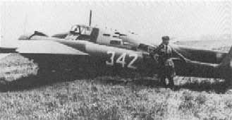 Lockhead P-38 based on a Dutch design? G-1342capturedbytheGermansaftermaki