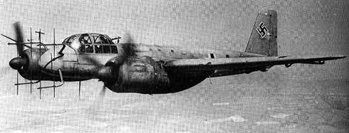 Actual WWII aircraft pictures - AXIS Ju_88G_infl_nightbomber