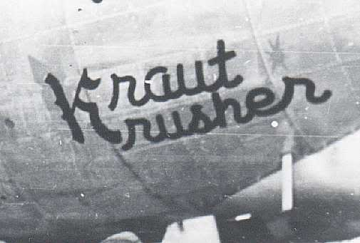 Actual WWII aircraft pictures - ALLIES Kraut_Krusher