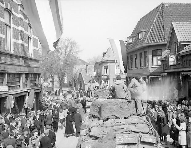 The liberation of The Netherlands Liberationcelebration