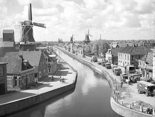 The liberation of The Netherlands Liberationcelebrationsd