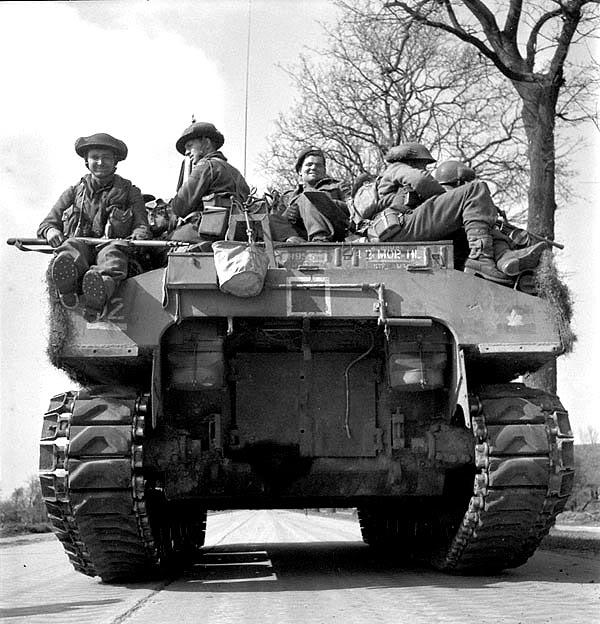 The liberation of The Netherlands PersonneloftheRoyalHamiltonLight-1