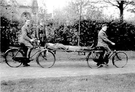 Operation Fall Gelb, Attack on Holland 10th may 1940 Bicyle1939