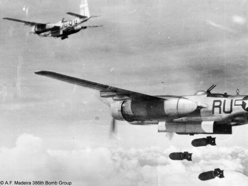 Actual WWII aircraft pictures - ALLIES Bloodybombsaway