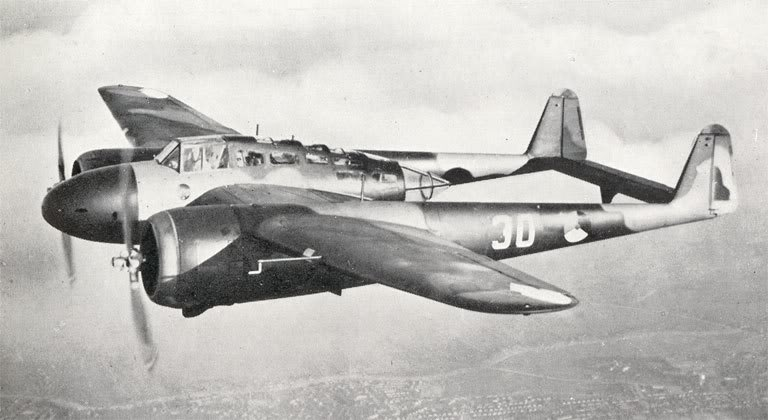 Lockhead P-38 based on a Dutch design? Fokker1