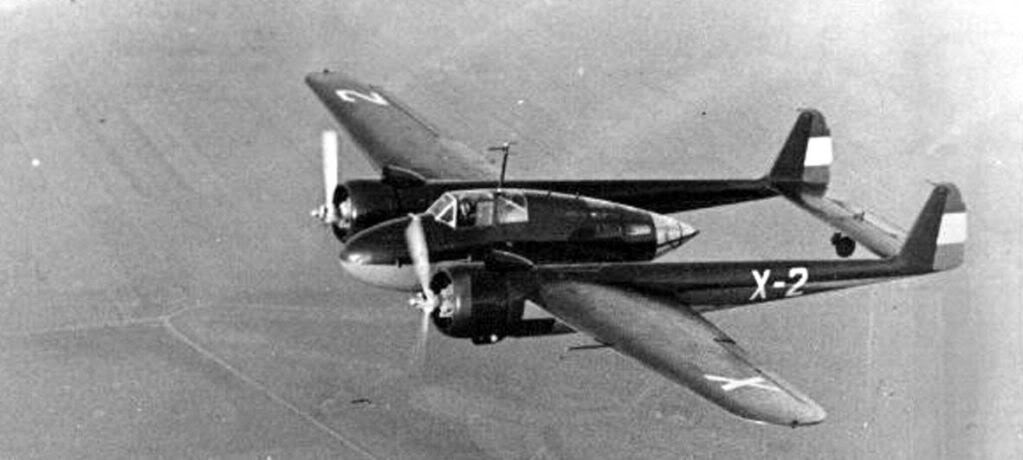 Lockhead P-38 based on a Dutch design? Fokker3