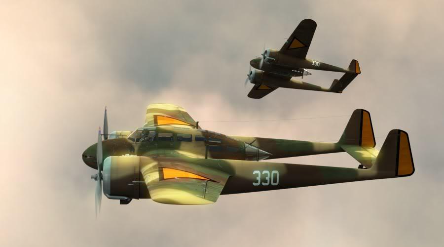 Lockhead P-38 based on a Dutch design? Fokker5