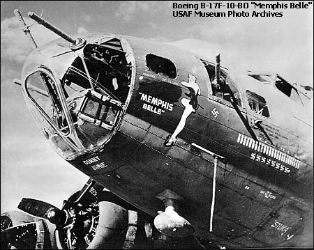Actual WWII aircraft pictures - ALLIES Memphisbfront