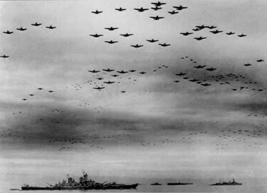 Actual WWII aircraft pictures - ALLIES Peacefleetenormousamountofplanes