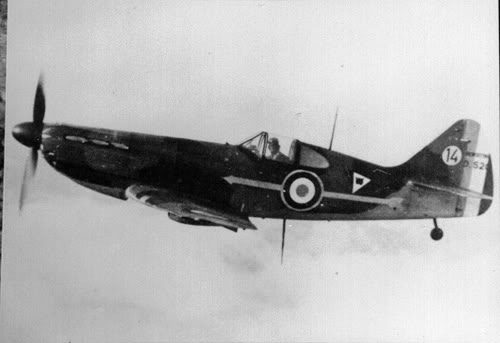 Actual WWII aircraft pictures - ALLIES Photo_d520_inflight