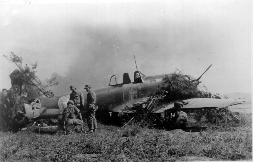 Actual WWII aircraft pictures - ALLIES PossiblyKorea