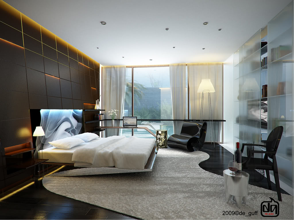 DE_GUFF : BEDROOM, NYC BedroomNY1200