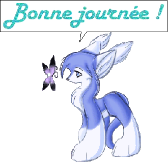 """Le """"petit bonjour"""" ! Bjourneb1"""