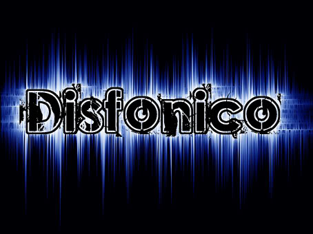 DISFONICO [Grunge Rock ] Logo