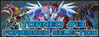 TORNEO #13 - FORBIDDEN SELECTION