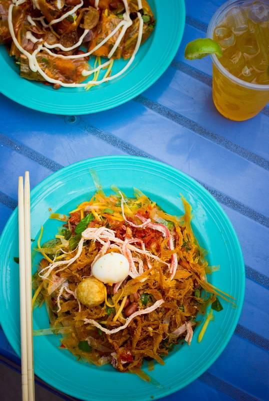 [Review] Quán 174 - bánh tráng trộn, ăn vặt ngon mà rẻ tại Phú Nhuận  002
