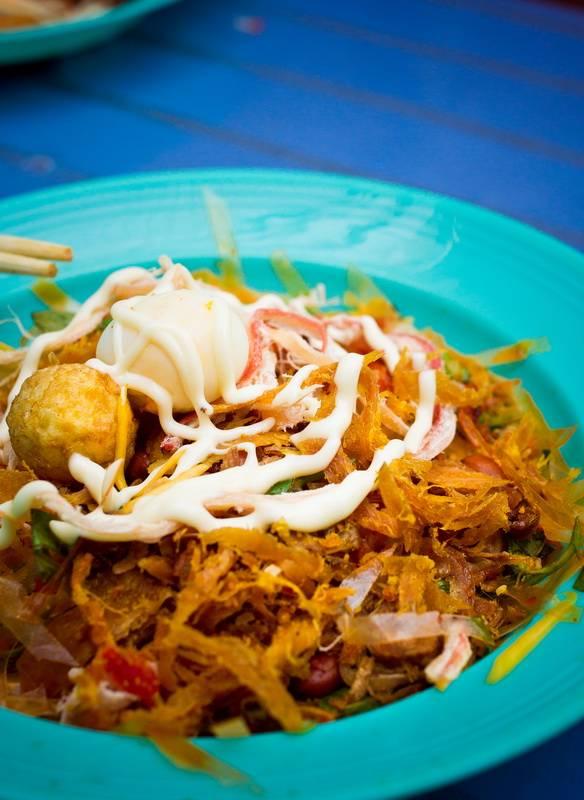 [Review] Quán 174 - bánh tráng trộn, ăn vặt ngon mà rẻ tại Phú Nhuận  008