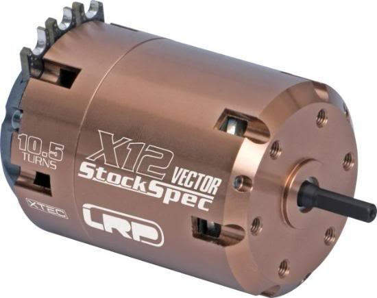 BRUSHLESS SPEED CONTROLS/MOTORS SUITABLE FOR MARDAVE LRPX12StockSpec135T