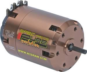 BRUSHLESS SPEED CONTROLS/MOTORS SUITABLE FOR MARDAVE NosramPureEvolution135T