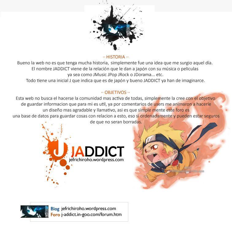 Nuevo Blog Jefrichiroho Jaddict
