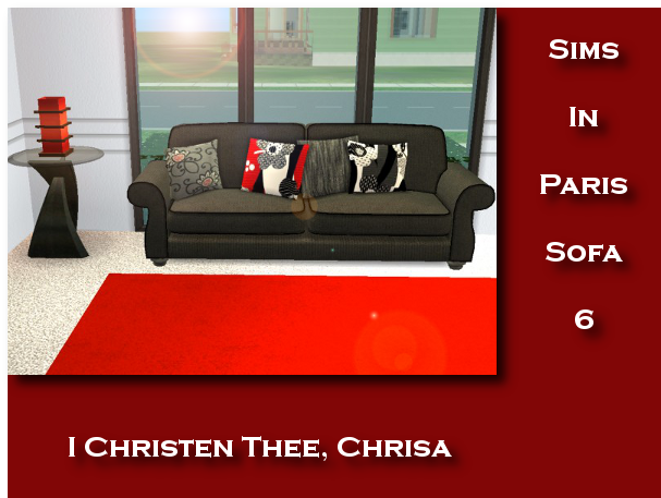 I Christen Thee, Chrisa-Part 1 774a521d