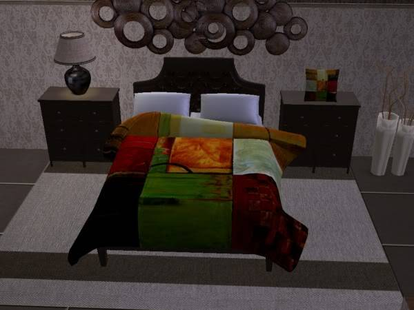Three Blanket and Cushion Recolors 08e86486