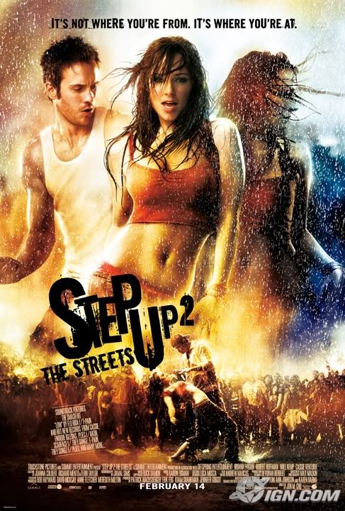 Step up 2 the streets/Solis augšup 2 Stepup2