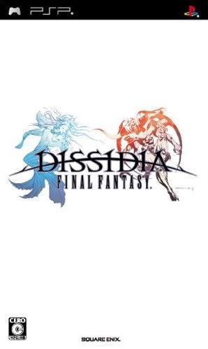 [PSP]Final Fantasy Dissidia [ESP] DissidiaCoverArtJPN