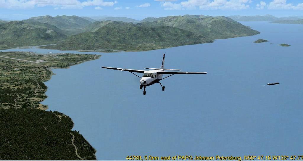 FSX - PAPG to CZST (von RIO) -2013-aug-5-005