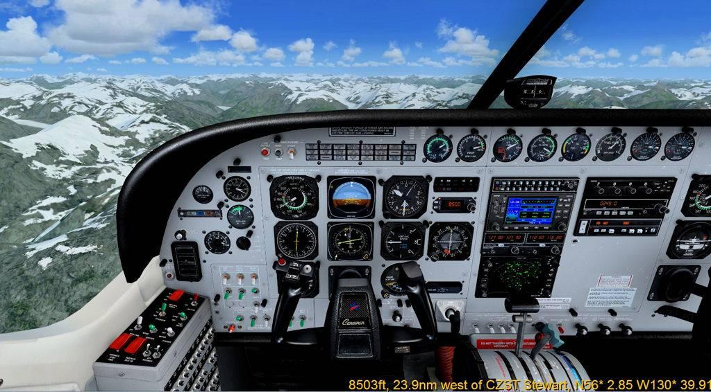FSX - PAPG to CZST (von RIO) -2013-aug-5-018
