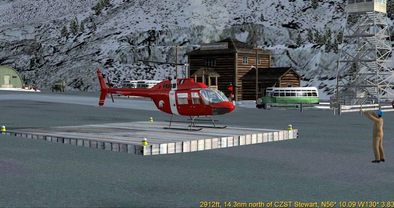 FSX - Mit dem Heli in die Berge (von RIO) CIRP33