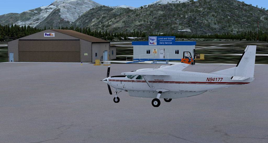 Cessna C208B Super Cargomaster C208Cargomaster21