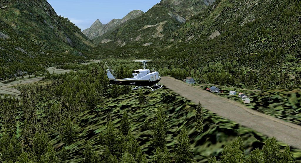 Moh Creek für den FSX/P3D Image4361455