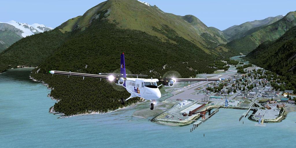 DHC-6 Testflug Image4362320