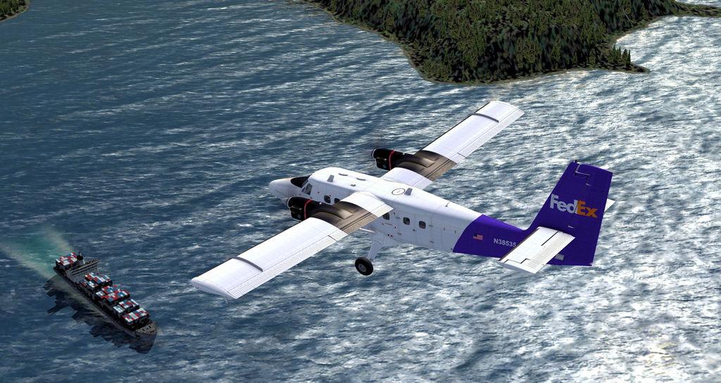 DHC-6 Testflug Image4362332
