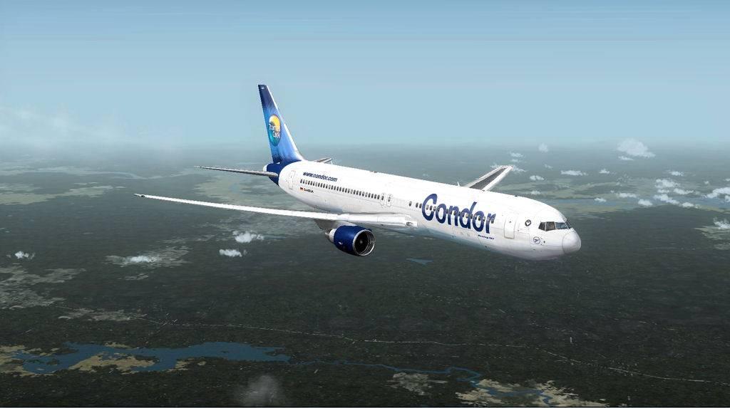 Mit der 767 unterwegs Image4364684