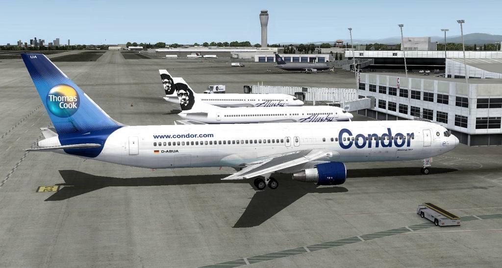 Mit der 767 unterwegs Image4364698