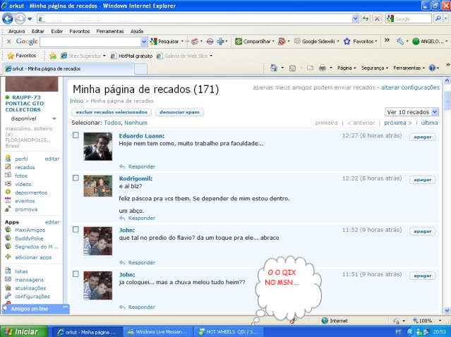 CURIOSIDADES COM O NÚMERO 171 - Página 2 Imagem