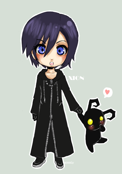 Galerie de Roxy ! Xion_by_Spazzly