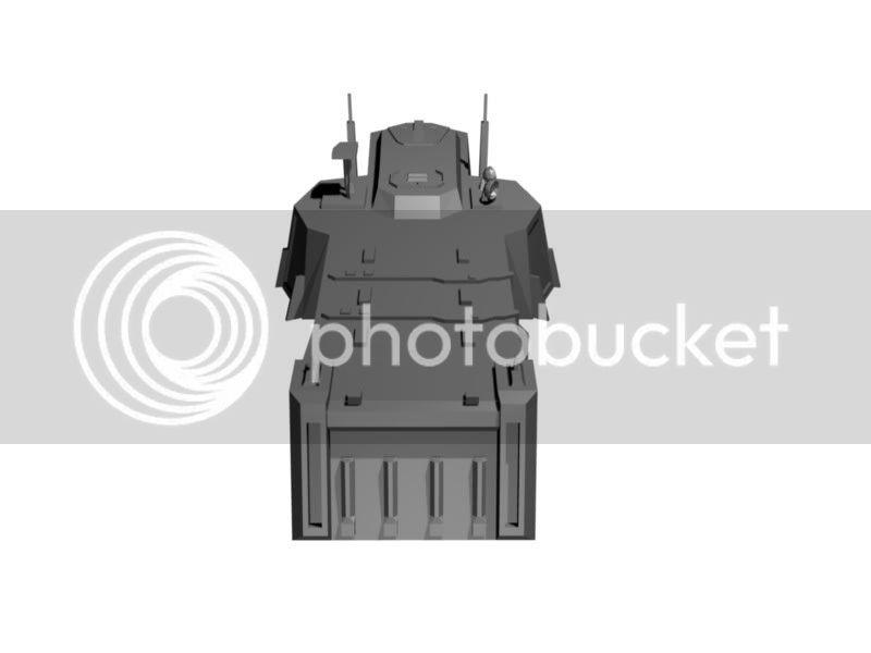 G4B3 Cammand Center Model WarHammer2