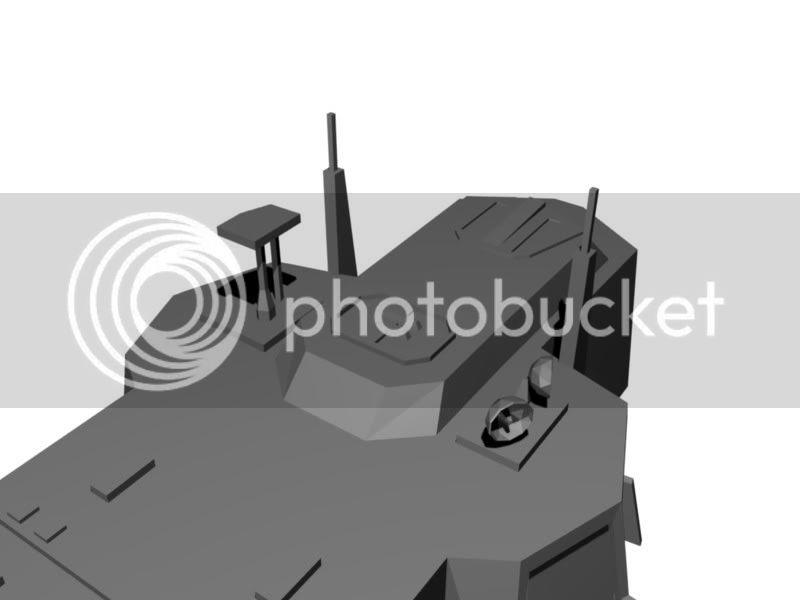 G4B3 Cammand Center Model WarHammer3