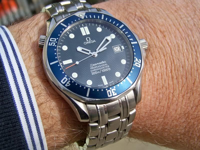 Omega Bond Seamaster 100_1448