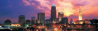 WILD & YOUNG Cleveland_Skyline