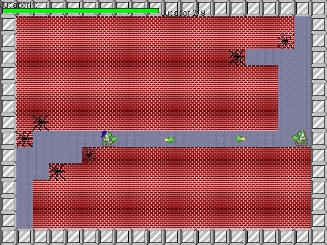 Yoshuro VS Yoshi Beta Screenshot102
