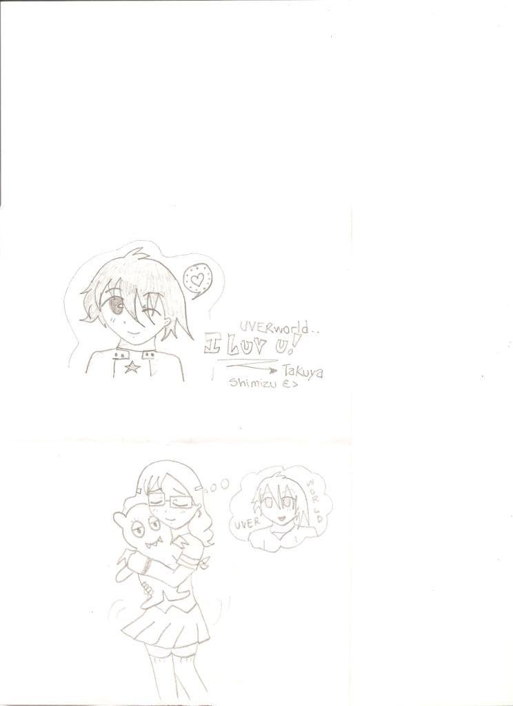 Un Dibujillo de Taku-chan *o* Takuya3
