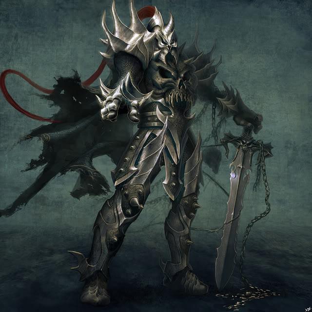 Evil Knight DarkKnight005