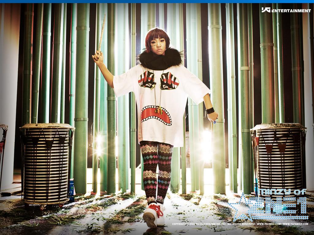 [Profile] 2NE1 Minzy011024